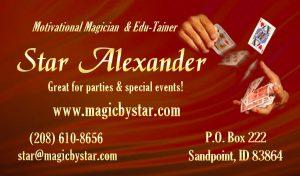 Magic by Star Alexander